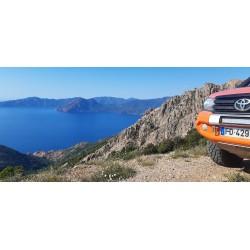 Raid 4X4 Corse familles